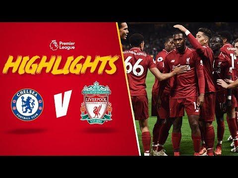 Highlghts: Chelsea 1-1 Liverpool | Sturridge Stunner at the Bridge