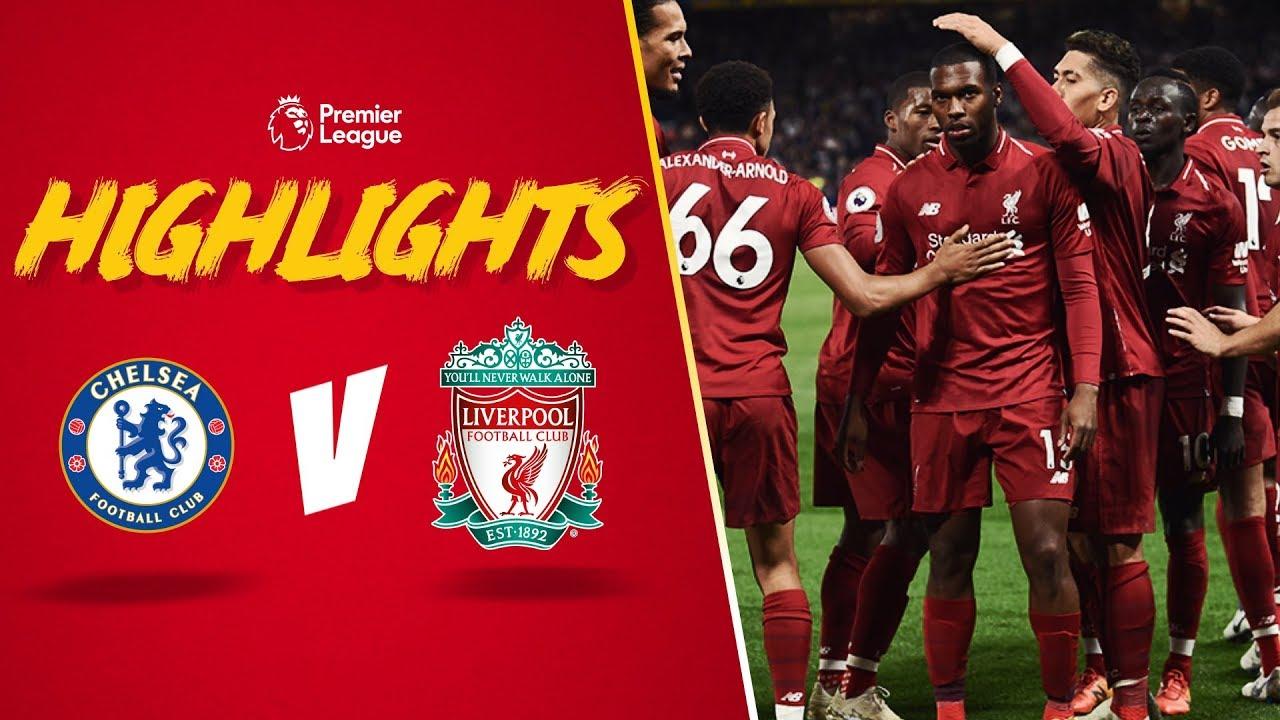 Highlghts: Chelsea 1-1 Liverpool   Sturridge Stunner at the Bridge