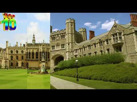Top 10 Best Universities In The World! (2017), Top Ten University ...