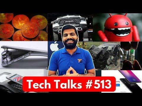 Tech Talks #513 - Lenovo Z5, Moto G6 Plus, iPhone Bend, Vivo X21, Galaxy Note 9, Android Malware