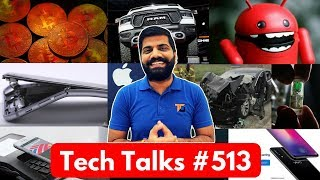 Tech Talks #513 - Lenovo Z5, Moto G6 Plus, iPhone Bend, Vivo X21, Galaxy Note 9, Android Malware