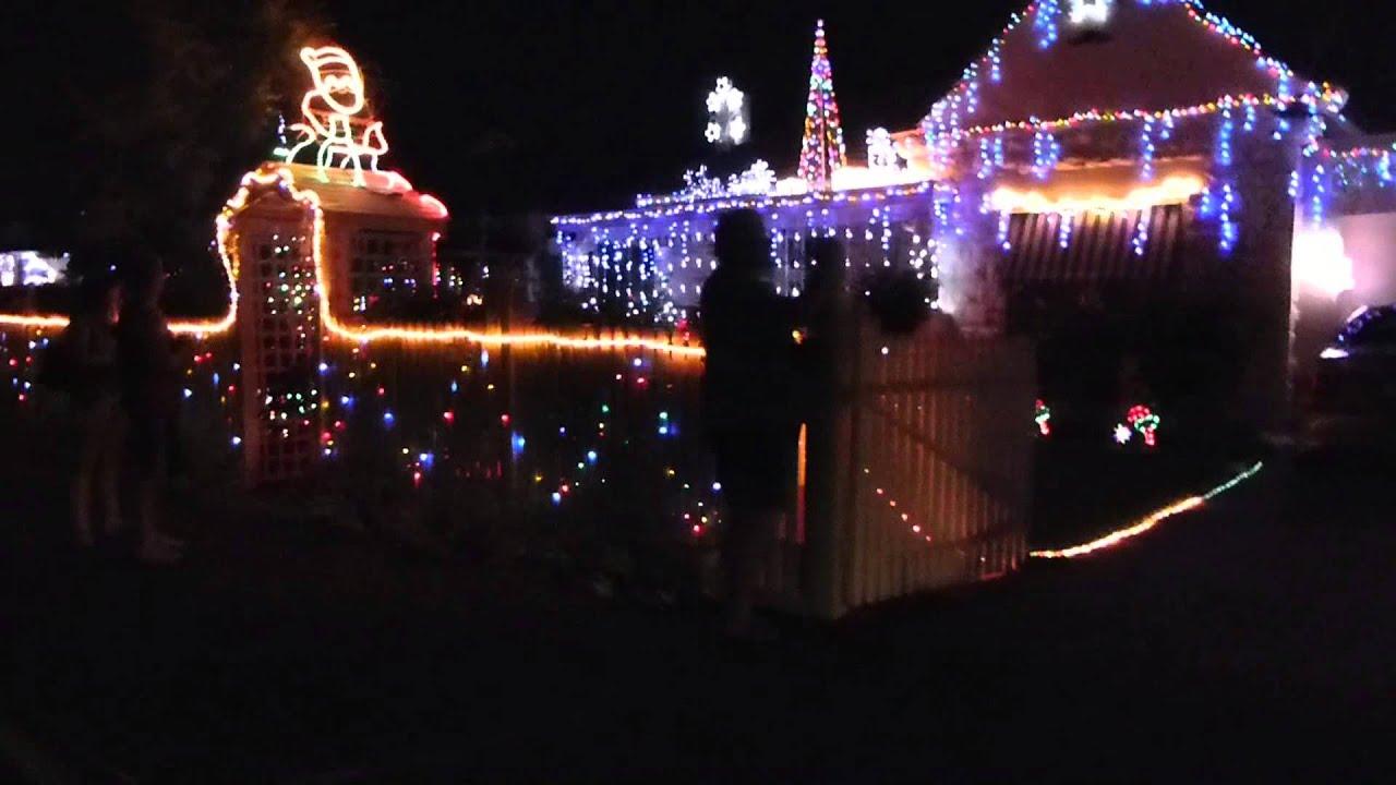 CHRISTMAS LIGHTS ADELAIDE South Australia