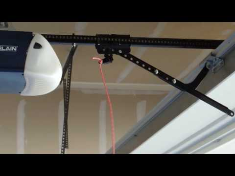 How To Reset Chamberlain Garage Door Opener After Power Outage