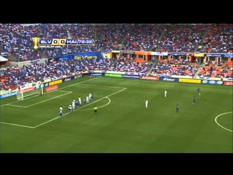 El Salvador vs Haiti - Gold Cup
