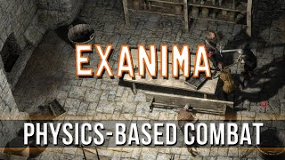 Exanima - Physics-Based Combat