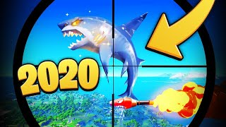 TOP 10 VIDEO più ASSURDI del 2020 su FORTNITE! 🤩
