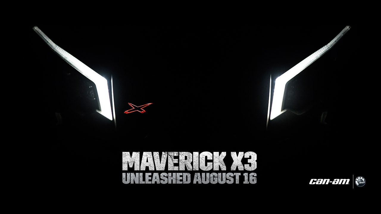 Maverick X3 - Unleashed August 16th
