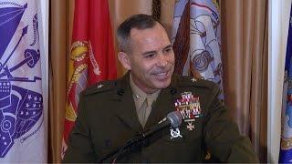 2017 Marine Day – Brigadier General Paul Lebidine, USMC - Preview