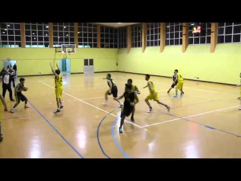 1 Div - Olympic Team Milano vs Cestistica Assago