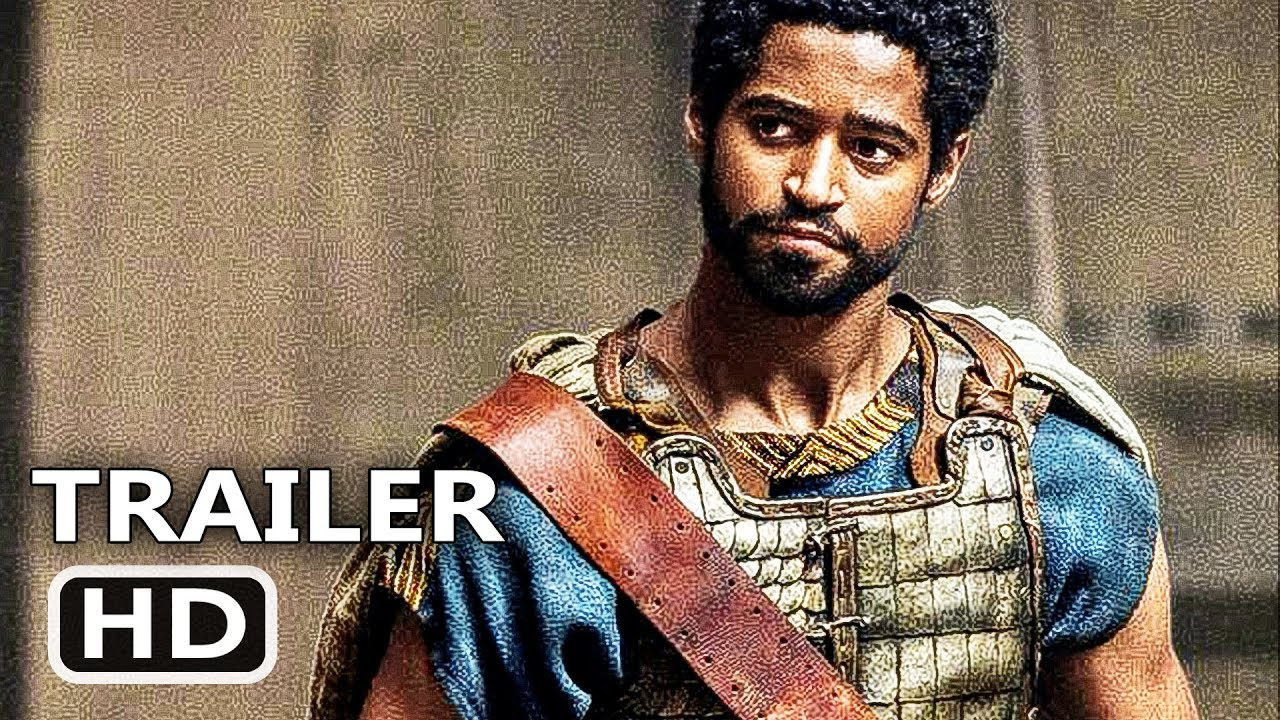 TROY: Fall Of A City Official Trailer (2018) Action, History, Netflix  Series HD