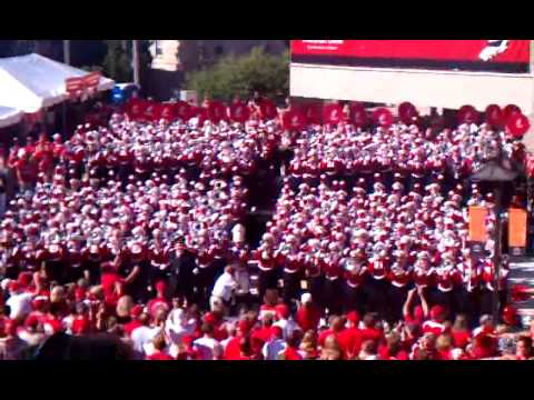 Wisconsin Fight Song!