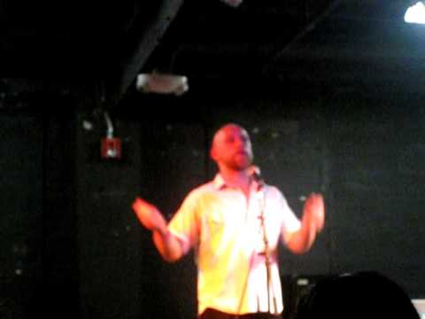 Buddy Wakefield - Hurling Crowbirds at Mockingbars