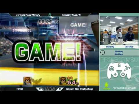Project MSU 5 Money Match - Toph (Blue Falcon) vs. Lordy (Default Falcon)