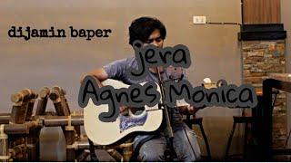 #JanganBaper Agnez Mo - Jera [ live Cover Amrinal Rasadi ]