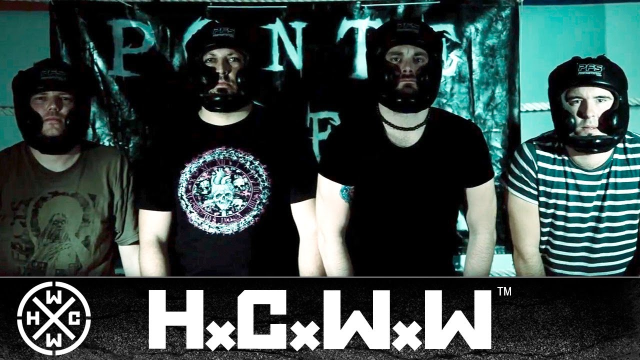 PONTE DE CARLA - BITI JAK - HARDCORE WORLDWIDE (OFFICIAL HD VERSION HCWW)