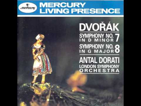 Dvorak - Symphony No. 8 (Dorati, LSO)