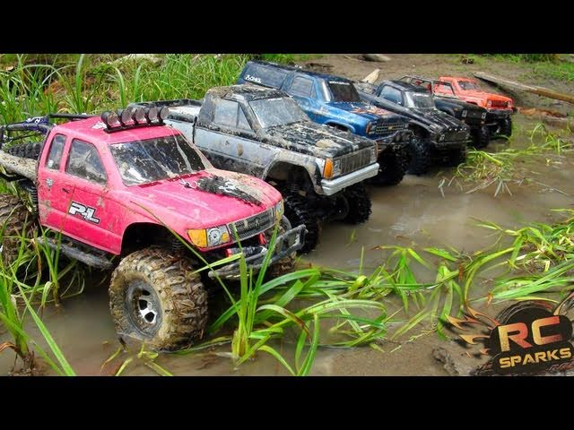 Trucks in MUD, DIRT & a Forest! Group Trail Gathering  (GTG)