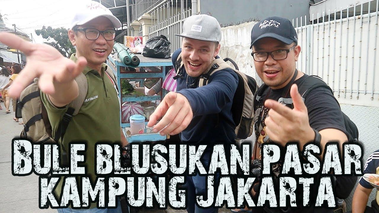 Blusukan Menikmati Jakarta Baru