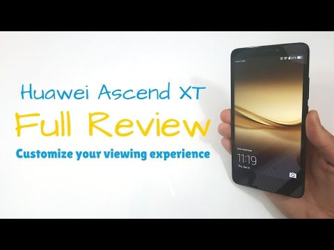 Huawei Ascend XT Full In-Depth Review