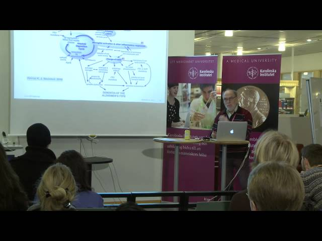 Professorsföreläsning: Lars Olof Wahlund