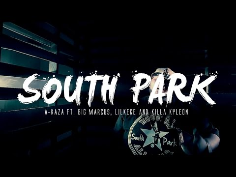A-Kaza ft Lil Keke, Killa Kyleon & Big Marcus - Im 4rm Soufpark (Official Music Video)