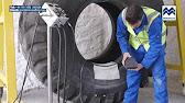 Monaflex Tutorial - Truck Tyre Repair (Regular Profile) - YouTube