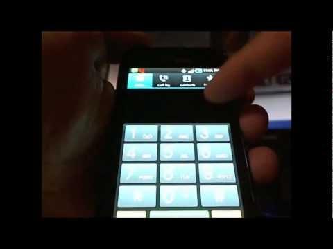 Samsung Galaxy S. como Reprogramarlo para cualquier compañia celular CDMA o Iusacell, Unefon