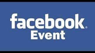 How Create Private Facebook Event