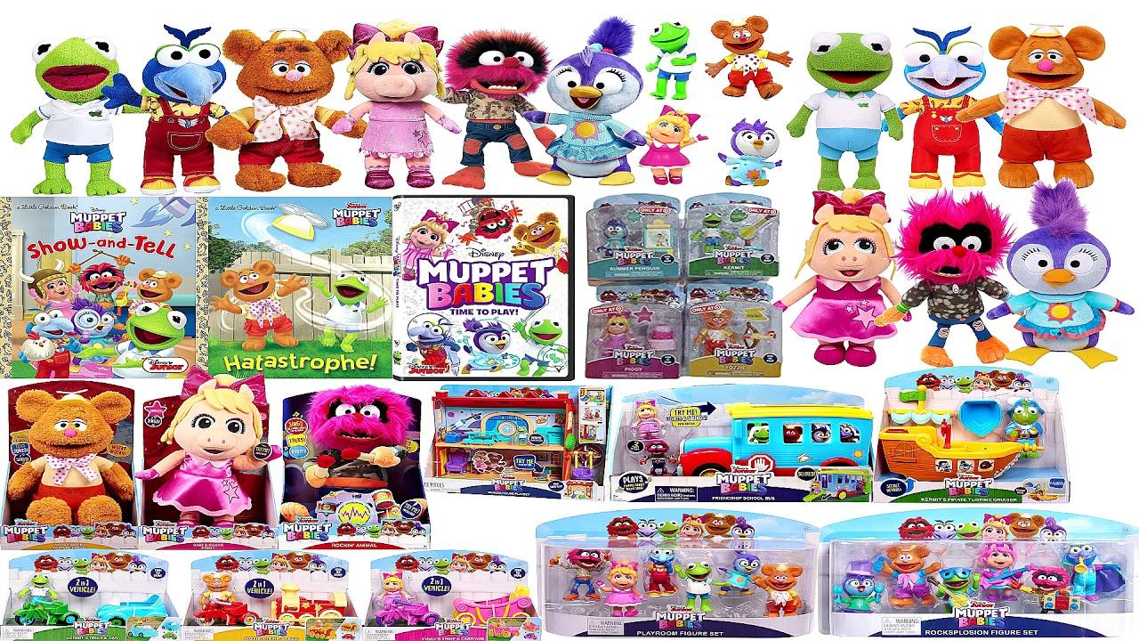 Disney Junior - Muppet Babies Merchandise (2018-2019)