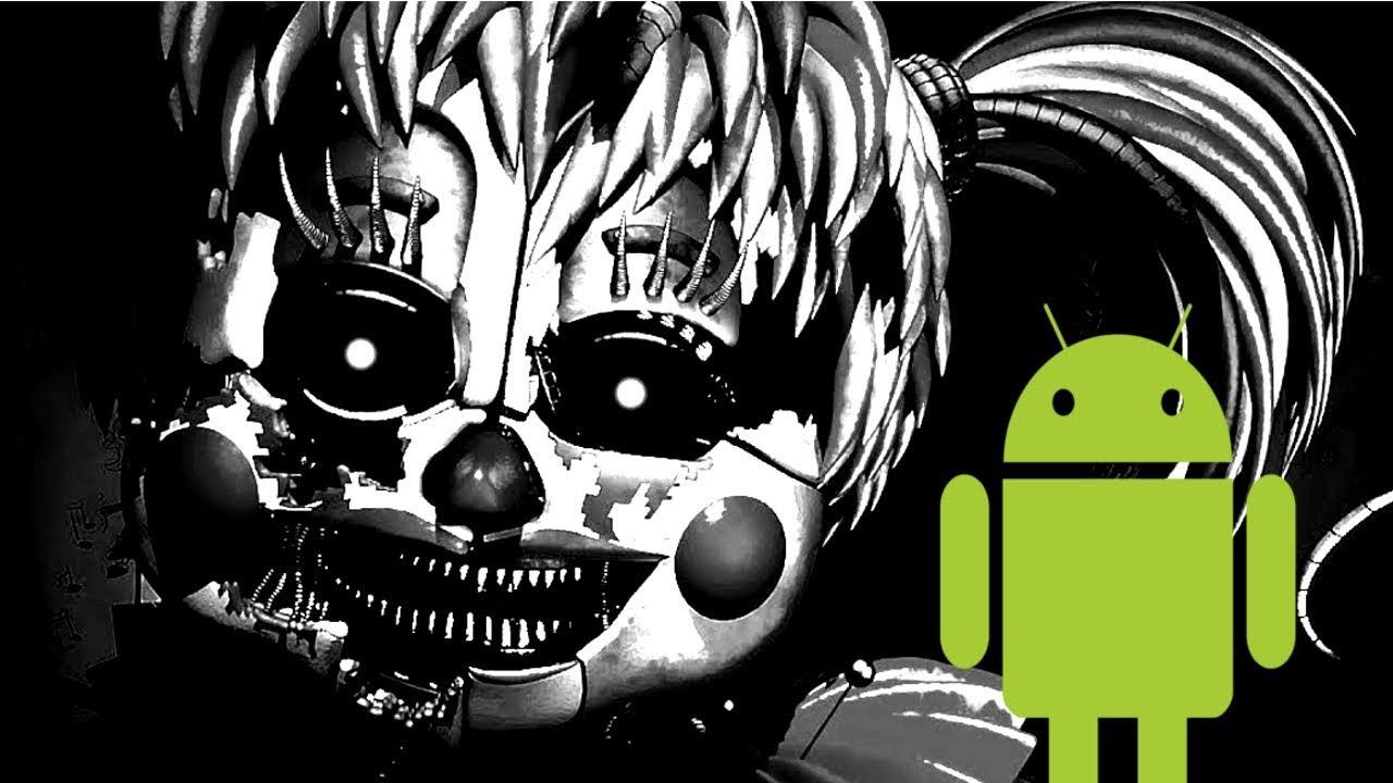 fnaf 6 mod apk android 1