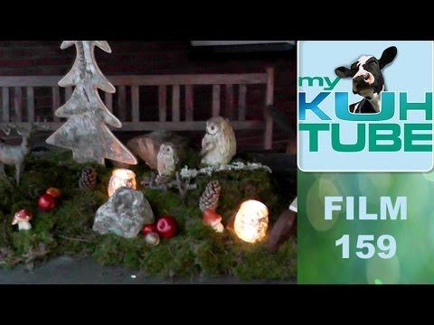 weihnachtsdeko selbst gemacht my kuhtube film 159 youtube. Black Bedroom Furniture Sets. Home Design Ideas