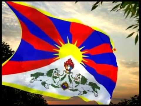 Tibet* (Flag / Bandera)