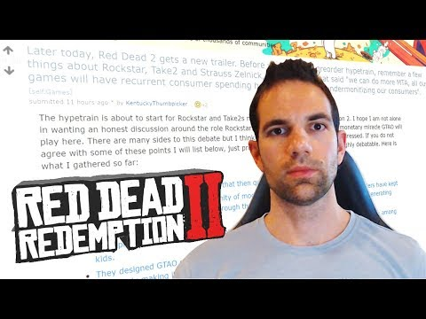Why Many Gamers Are Concerned About Rockstar Games & Red Dead Redemption 2