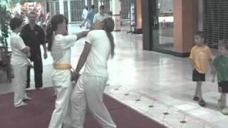 Pangai-Noon Demo at Tallahassee Mall part 2