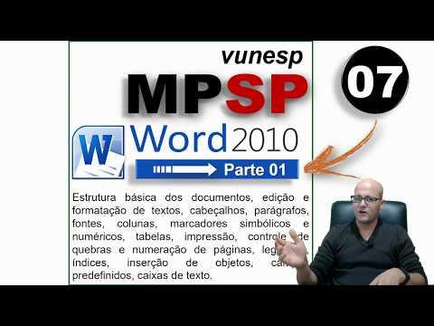 07-vunesp-|-word-2010-edição-e-formatação-de-textos-[parte-01]-mp-sp-2019-fabiano-abreu