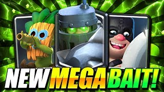 UNDEFEATED!! BEST NEW MEGA KNIGHT DECK DOMINATES!! - Clash Royale