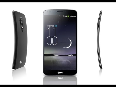 Official T-Mobile (LG G Flex) (UNBOXING) & HANDS O