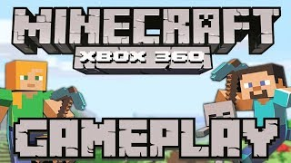 Minecraft: Xbox 360 Edition - HD Gameplay