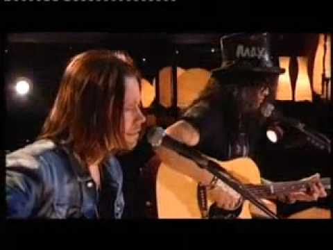 Slash & Myles Kennedy - Patience