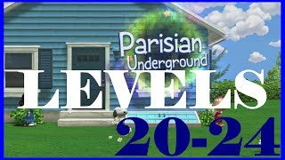 LET'S PLAY THE PEANUTS MOVIE: SNOOPY'S GRAND ADVENTURE | #5 - PARISIAN UNDERGROUND: ALL LEVELS