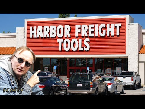 Why Not To Buy Tools At Harbor Freight