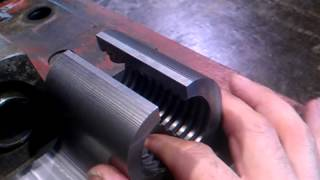 Colchester Lathe Half Nut Replacement