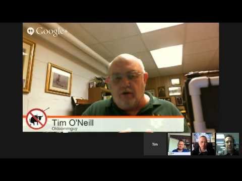 LMTV Weekly Tech Forum (WTF) with Paul Offord
