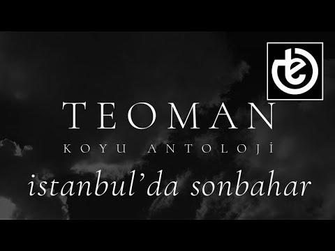 teoman - istanbul'da sonbahar (Official Lyric Video)
