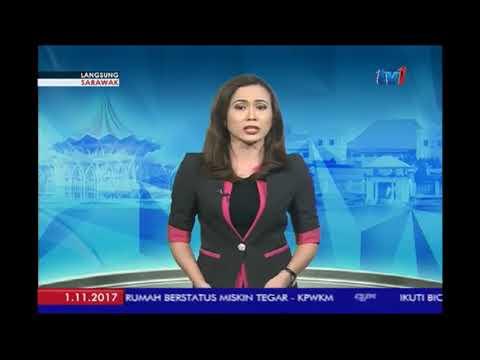 Credit Video RTM TV1 Berita Wilayah Majlis Penyampaian Insentif Atlet SEA Games 2017 31 10 2017