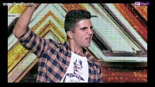 X-Factor4 Armenia-4 Chair Challenge-Boys-Edgar Ghandilyan 08.01.2017
