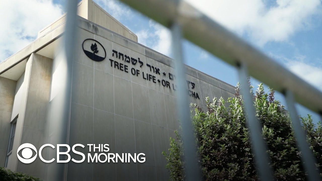 Tree of Life Synagogue's new beginning after deadly mass shooting