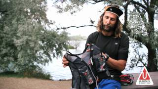 Anton Krupicka: Designing his new Ultimate Direction Race Vest