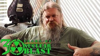 ENSLAVED – High jinks with Opeth and a fart machine (OFFICIAL TRAILER)