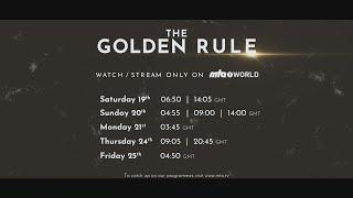 The Golden Rule | Documentary | Trailer